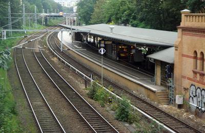 Ataques incendiarios contra red ferroviaria alemana