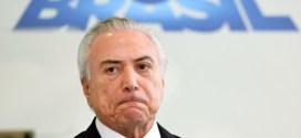 Mayoría de la corte suprema rechaza congelar la denuncia contra Temer en Brasil