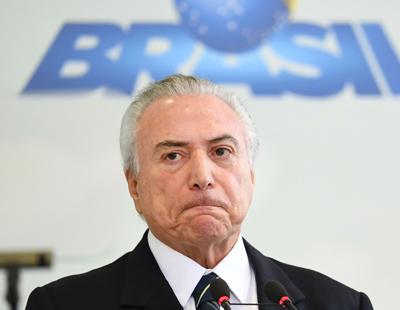 Aguardan en Brasilia por nueva denuncia contra Temer