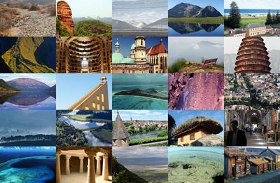 Sitios de Brasil y México, entre los candidatos a ingresar en el Patrimonio de la Humanidad