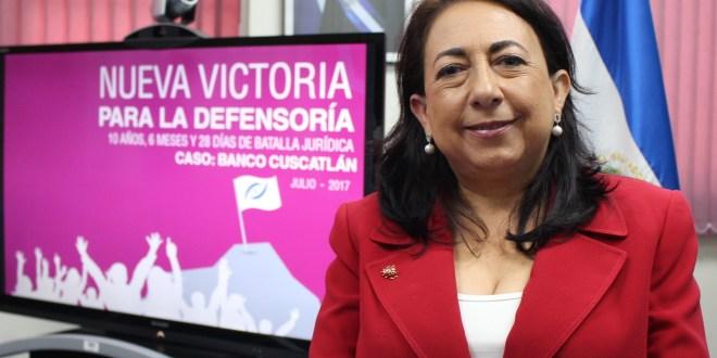 Banco Cuscatlán deberá regresar cobro  indebido por inmovilización de cuenta