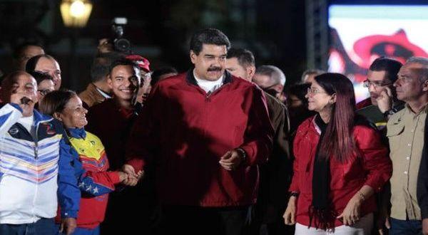 FMLN reconoce triunfo de pueblo venezolano