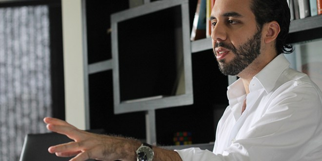 """No existe ninguna ley que prohíba parodiar periódicos"": Nayib Bukele"