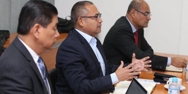 Seguridad pide a Iglesias no dejarse instrumentalizar por grupos delictivos