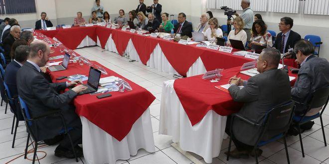 Realizan reunión preparatoria del Evento Académico-Científico UE-CELAC