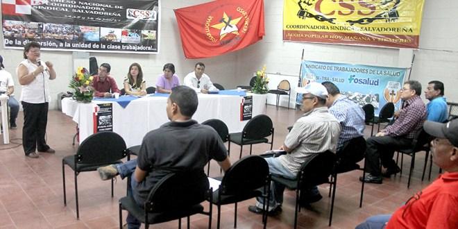 """CSS demanda """"nacionalización  del sistema de pensiones"""""""