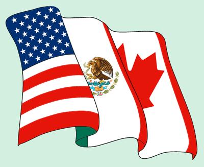 """Estados Unidos, México y Canadá en pos de un TLCAN mejorado a """"ritmo rápido"""""""