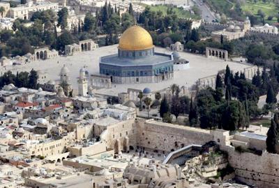 Dos policías y tres atacantes muertos en un tiroteo en el casco antiguo de Jerusalén