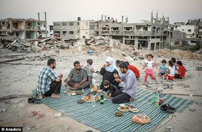 Condiciones de habitantes de Gaza empeoraron en diez años