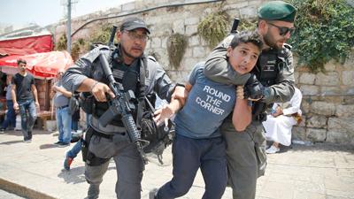 Crece tensión entre palestinos e israelíes