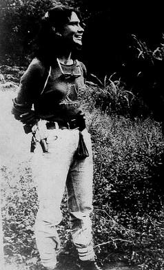 Celia Margarita Alfaro Mancía (Comandante Arlen Siu Guazapa del PRTC).