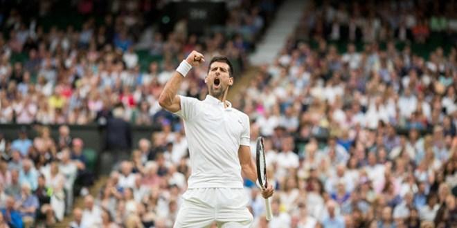 Djokovic completa el cuadro de cuartos de final