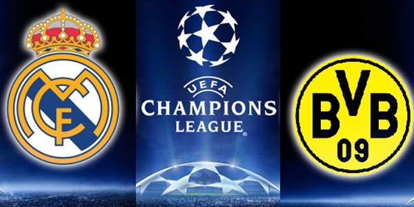Real Madrid se medirá al Dortmund y Tottenham en grupo de Champions