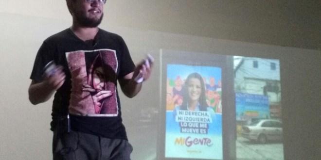 """""""Prudencia"""", un cortometraje sobre jóvenes y participación política"""