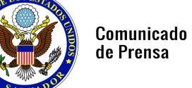 Estados Unidos anuncia cierre del programa  CAM a nivel regional