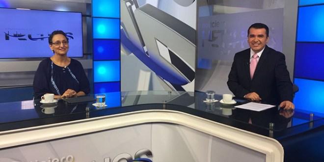 """""""Sentencias de la Sala sobre el FOP y presupuesto son absurdas"""": Lorena Peña"""