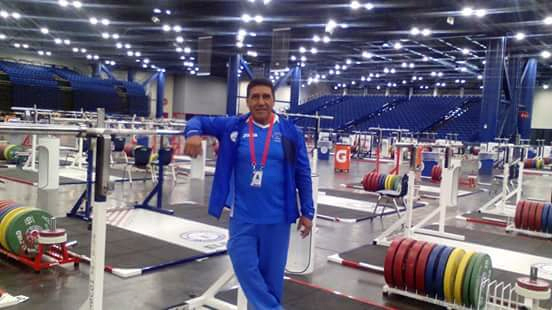 Roberto Guerra quiere seguir  sumando Juegos Olímpicos