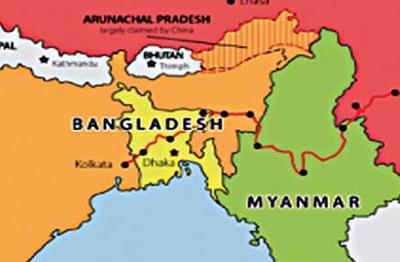 Unos 270.000 refugiados rohinyás entraron en Bangladés en los últimos 15 días
