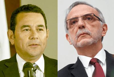 Presidente de Guatemala abre una crisis al querer expulsar a jefe anticorrupción de ONU
