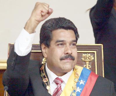 Constituyente ratifica a Maduro como presidente de Venezuela