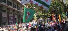 Campesinos paraguayos con demandas insatisfechas