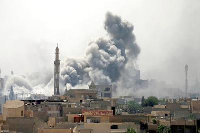 Bombas de Estados Unidos y aliados matan a cientos de civiles en Siria, ONU