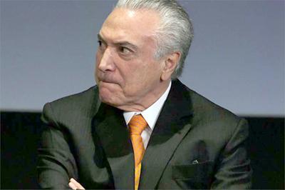 Brasil otra vez en vilo con la votación de denuncia contra Temer