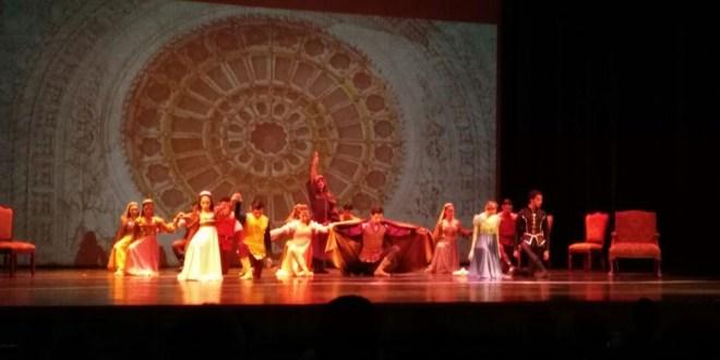 La tragedia de Otelo es un éxito en el Teatro Nacional