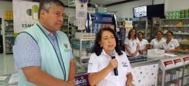 La DNM anuncia nueva reducción de precios en los medicamentos