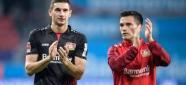 Alario debuta con gol y asistencia en victoria del Leverkusen