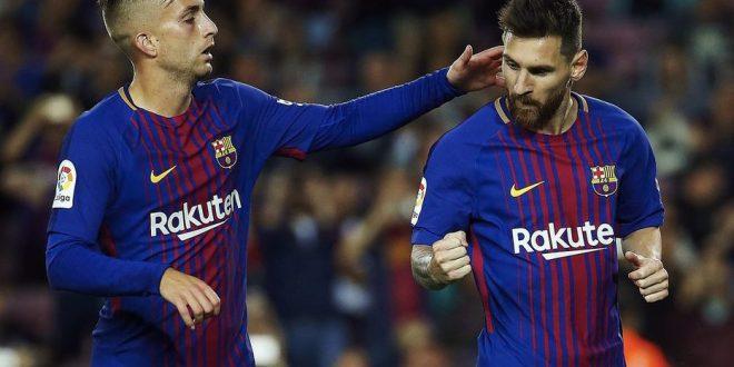 Valverde acerca el gol a Messi