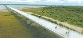 Evo Morales inaugurará el puente más largo de Bolivia