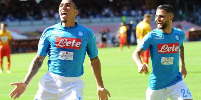 Napoli y Juventus mantienen pulso en la Serie A
