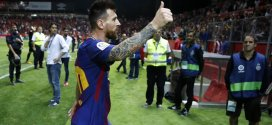 Lionel Messi lo juega todo