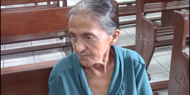 """""""Nos persiguieron y mataron como si fuéramos delincuentes"""": Emilia Villanueva"""