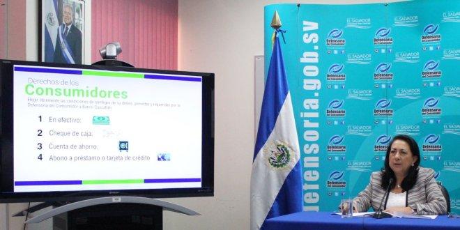 Banco Cuscatlán inicia devolución a ahorrantes por cobros indebidos