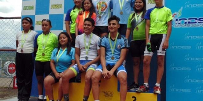Definen a los mejores ciclistas estudiantiles