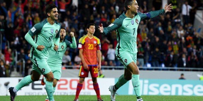 Cristiano Ronaldo enfila su viaje hacia el quinto Balón de Oro
