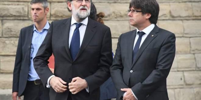 Gobierno español da una última oportunidad a Puigdemont para rectificar