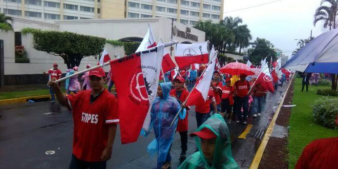 Conmemoran Día Nacional de la Persona Sindicalista