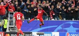 Sevilla se desinfla y cae goleado en Moscú