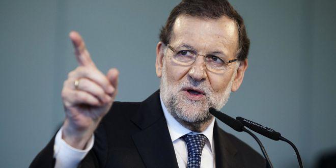 Mariano Rajoy asume  presidencia de Cataluña