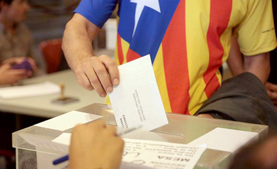 Justicia española frena primera oportunidad de declarar independencia de Cataluña