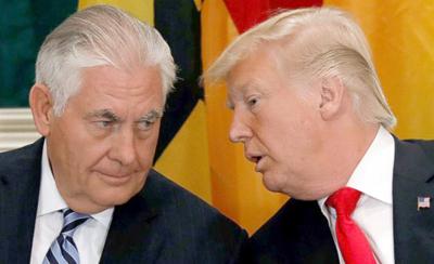 ¿Quién es el estúpido? Trump reta a Tillerson a comparar coeficiente intelectual