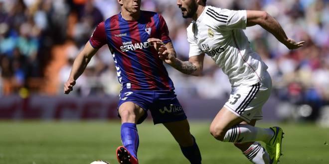 Real  Madrid  urge de  un contundente triunfo ante el Eibar