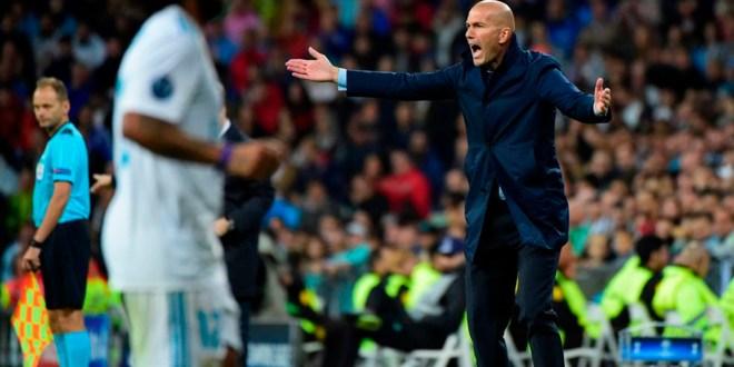 El Real Madrid se queda sin pólvora