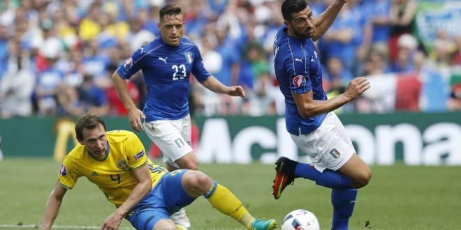 Italia-Suecia, duelo estelar en la repesca europea para el Mundial