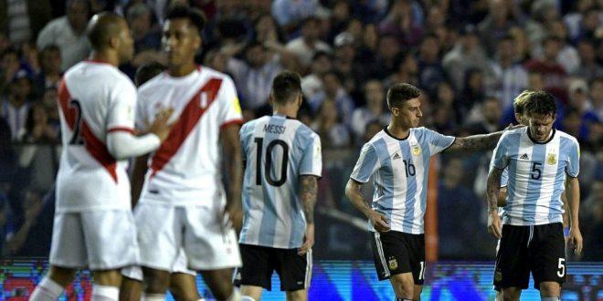 Argentina sufre, Colombia desilusiona  y Chile celebra en jornada loca suramericana