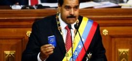 Maduro rechaza ser opresor del pueblo de Estados Unidos