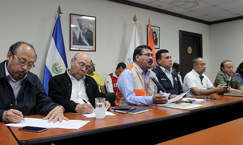 Cinco municipios de Usulután y uno de San Vicenten siguen con Alerta Amarilla
